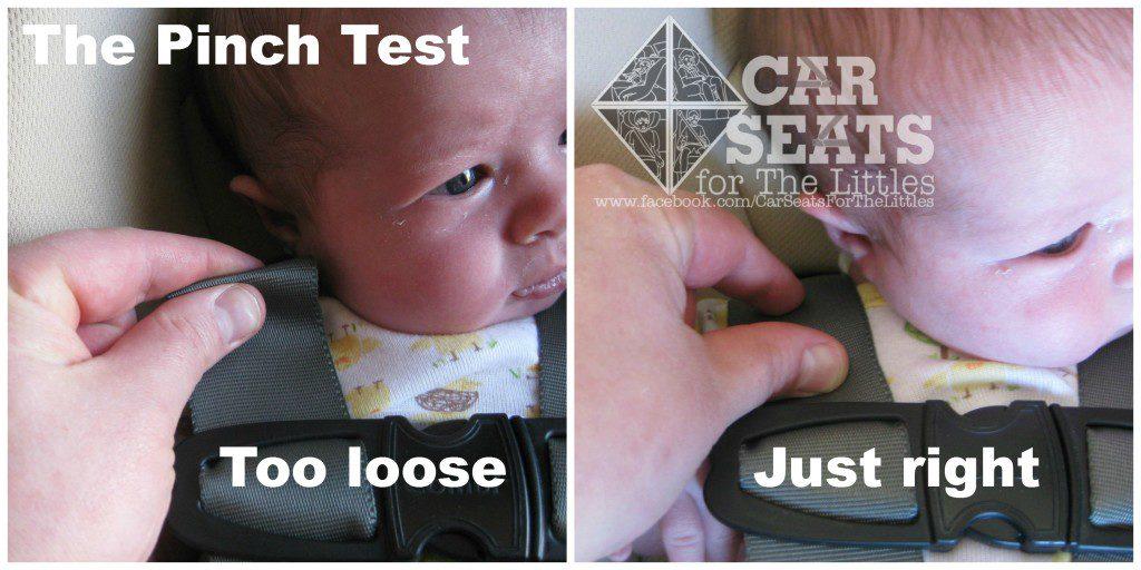 the pinch test