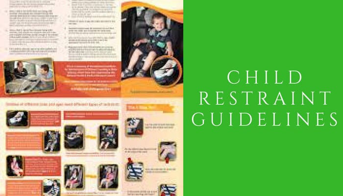 child safety restraint guide