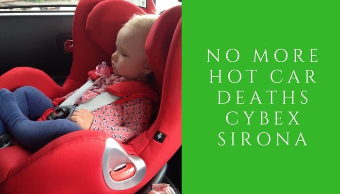 NO MORE HOT CAR DEATHS