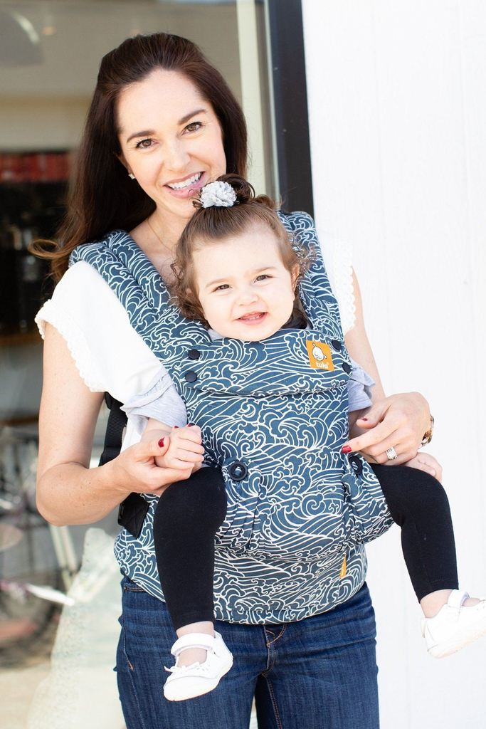 explore toddler carrier by baby tula