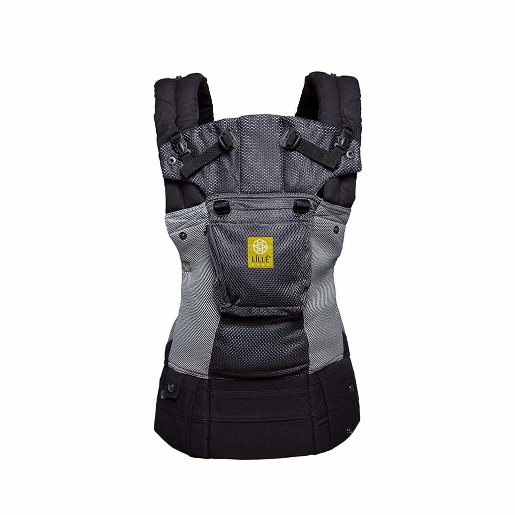 lillebaby toddler carrier in gray