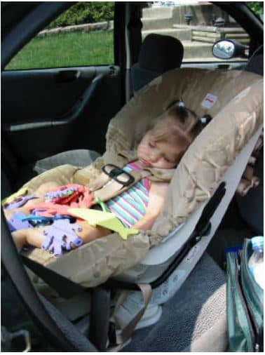 Why Rear Facing Car Seats are Safer