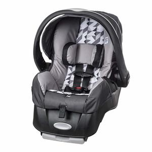 car seat strap placement correct