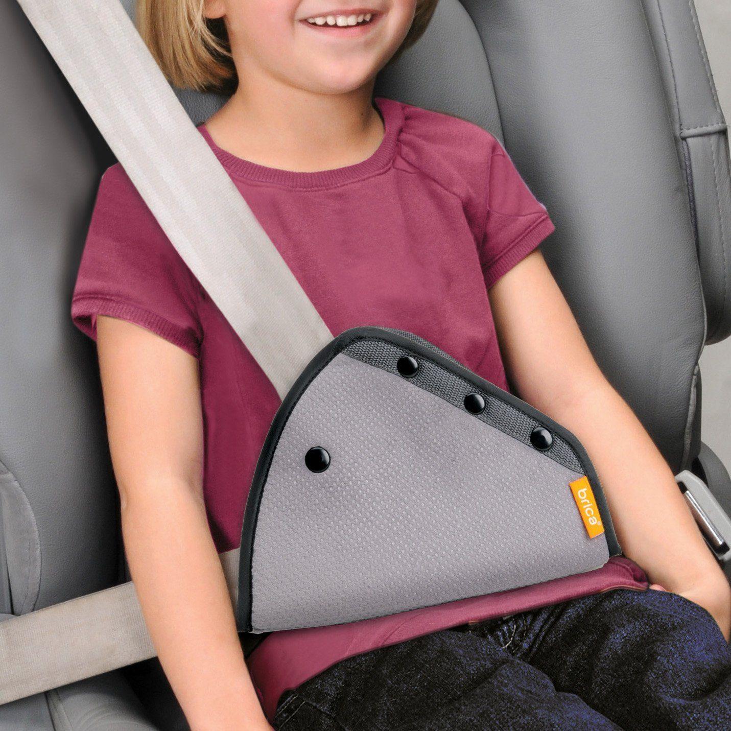 baby in safety belt