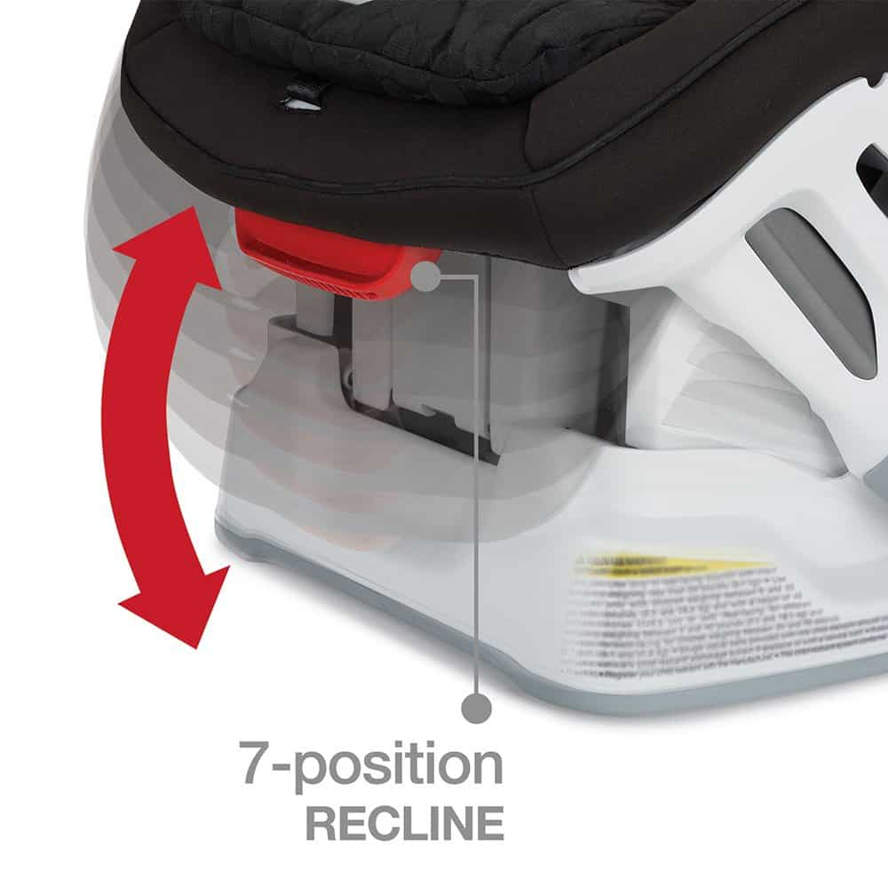 7 recline position