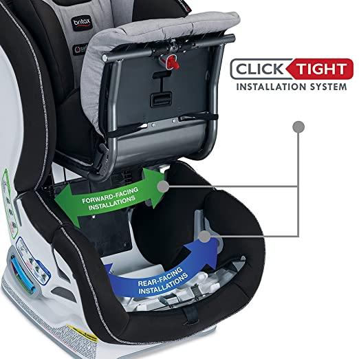 britax clicktight installation system