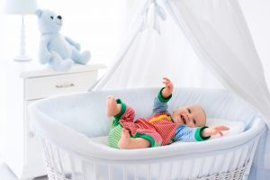 how long can baby sleep in halo bassinest