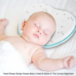 head shaping pillow