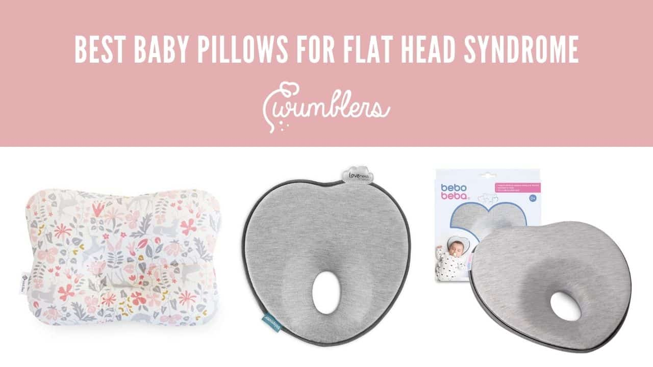 Best baby pillows for flat head syndrome