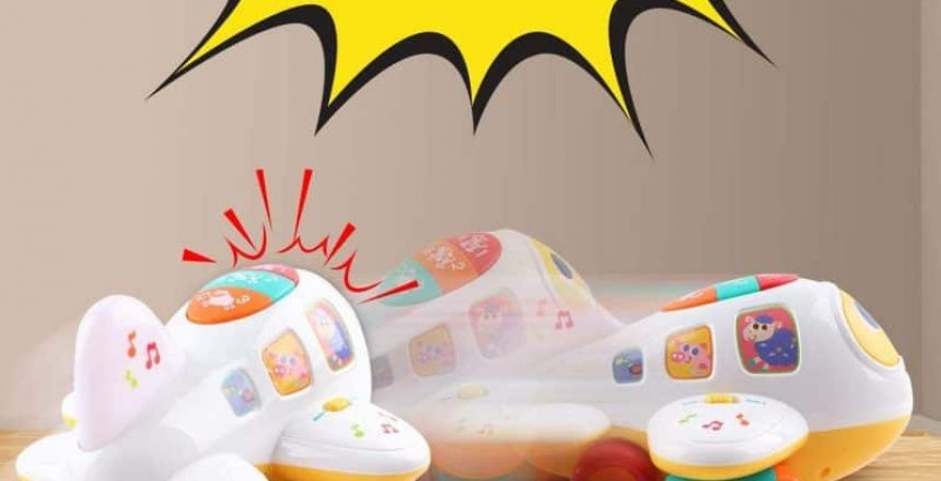 best light up toys for babies