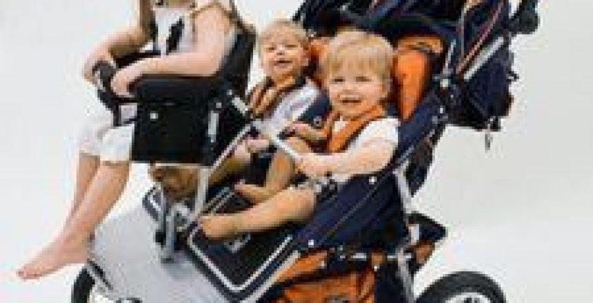 valco triple stroller